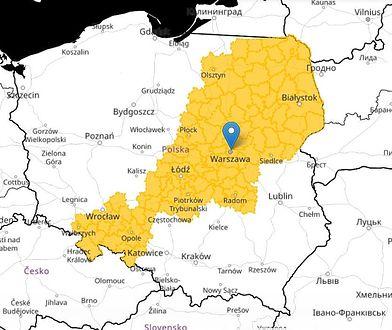 Pogoda. W sobotę na Polską przejdzie front burzowy