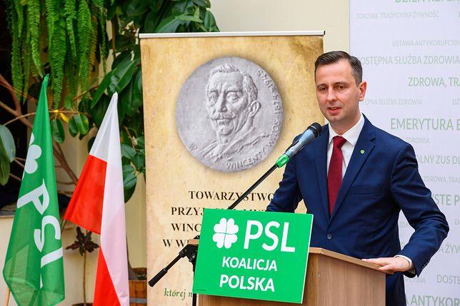 Wybory prezydenckie 2020. Władysław Kosiniak-Kamysz: jestem gotowy