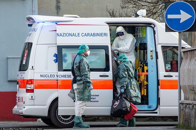 Koronawirus w Europie. Kolejne zarażone osoby