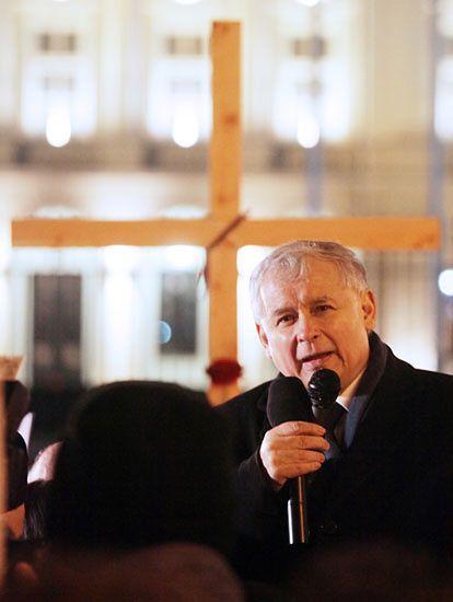 J.Kaczyński: gdybym był premierem, nie byłoby katastrofy