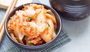 Koreańska potrawa kimchi