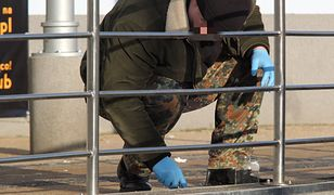 Policjanci z Olsztyna poszukują sprawców napadu na kantor w tym mieście (zdjęcie ilustracyjne)