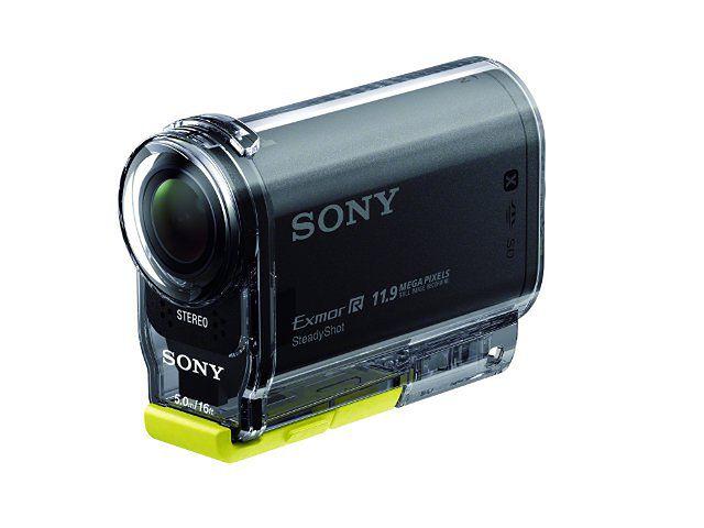 Nowa, wyczynowa kamera Sony Action Cam HDR-AS20