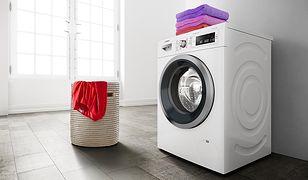 Pralka Bosch VarioPerfect z technologią ActiveOxygen - higiena przede wszystkim