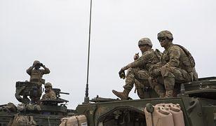 Zagrożenie ze strony Rosji pojawiło się po tym, jak NATO umieściło 4,6 tys. żołnierzy w Polsce