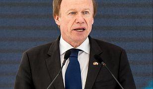 Rolf Nikel odniósł się m.in. do kwestii rekompensat wojennych