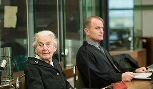 """89-letnia Ursula Haverbeck uważa, że nie """"udowodniono historycznie"""", że Auschwitz był obozem śmierci"""