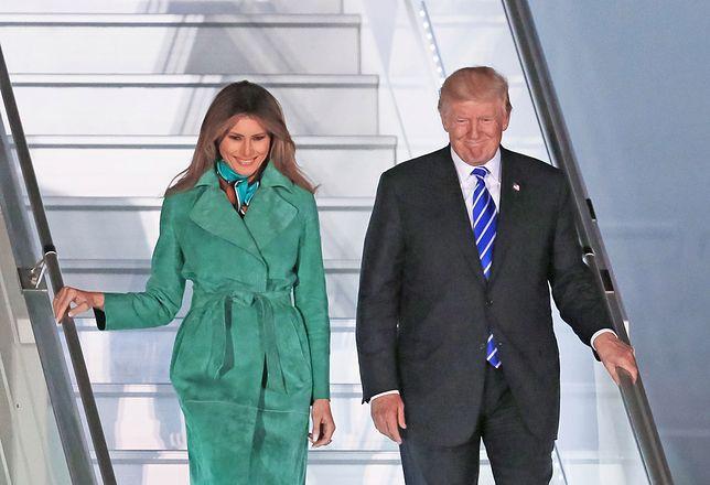Trump znowu pisze o Polsce. Zwraca się też do hejterów