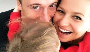 Lewandowski był przerażony widokiem rodzącej żony. Mężczyźni wstydzą się o tym mówić