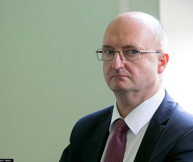Piotr Wawrzyk, wiceminister spraw zagranicznych.