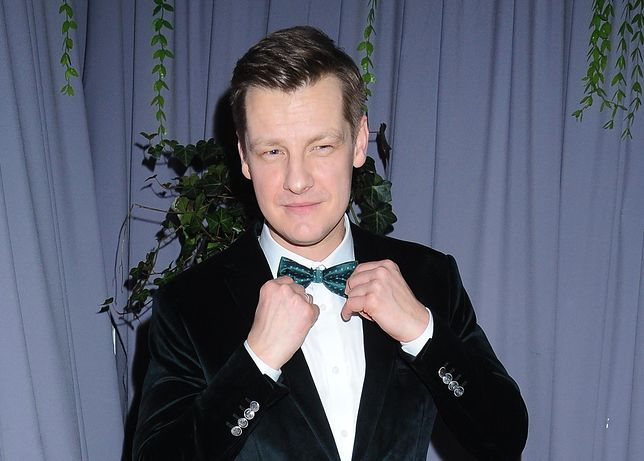 Marcin Mroczek świętuje walentynki