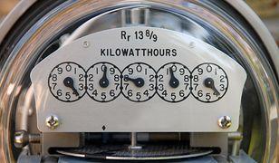 Licznik energii na kartę pre-paid