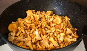 Kurki w smacznych przepisach. Grzybowa kuchnia