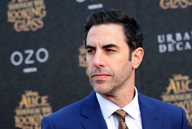 Sacha Baron Cohen to nie tylko Ali G, Bruno czy Borat