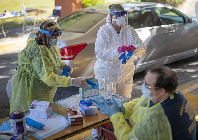 Koronawirus w USA. Wirus zabił już ponad 80 tys. Amerykanów. Są jednak dobre wieści