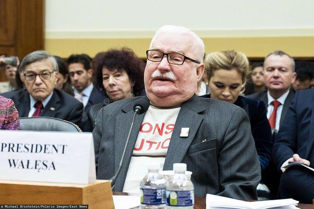 """Lech Wałęsa odpowiada na wyrok SN. """"Nie mogłem spać w nocy"""""""