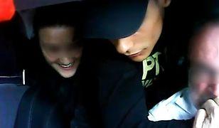 Taksówkarza zaatakował nastolatek. Jego partnerka chodziła do gimnazjum