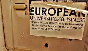Najdziwniejsza uczelnia w Polsce. Nie ma dziekana, nie ma sekretarki, ale ciągle przyciąga Azjatów