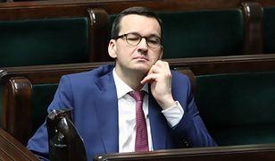 Polacy ocenili Mateusza Morawieckiego. Jak wyglądają notowania?