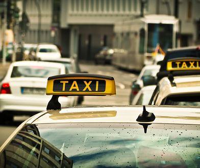 Sosnowiec. Zaatakował taksówkarza, bo nie wiedział gdzie wysiąść
