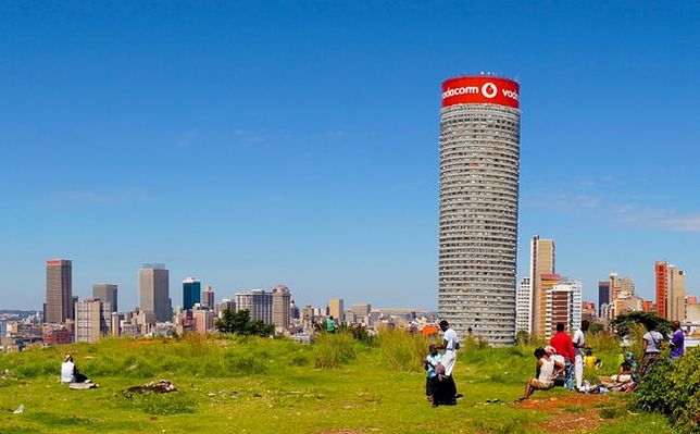 Ponte City, Johannesburg, RPA