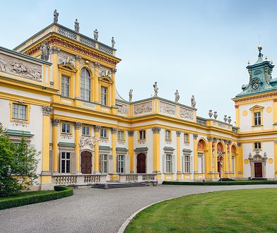 Polskie pałace - perły architektury