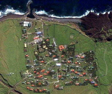 Tristan da Cunha - odosobniona wyspa na Oceanie Atlantyckim