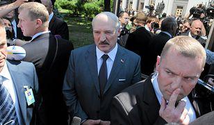 Białoruś. Aleksander Łukaszenka po tajnej inauguracji (zdjęcie ilustracyjne)