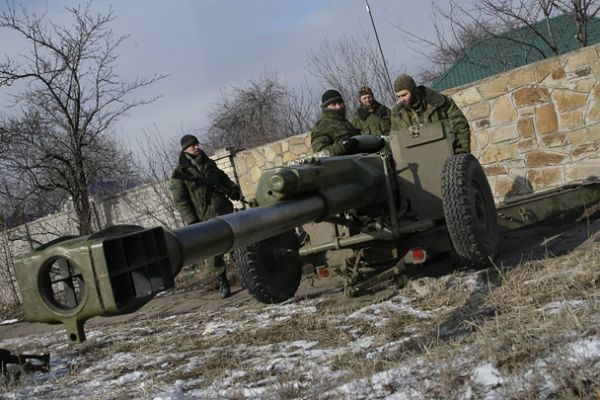 Na ukraińskim froncie zginęło 1549 żołnierzy
