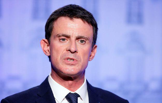 Premier Francji Manuel Valls podał się do dymisji. Będzie kandydował na prezydenta