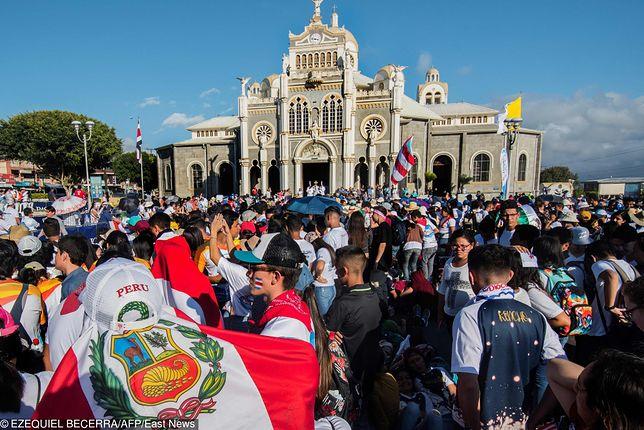 Panama - Już dziś rozpoczęły się ŚDM. Papież Franciszek do zgromadzonej młodzieży przybędzie dopiero w środę
