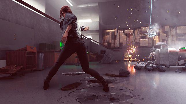 Control na PS4