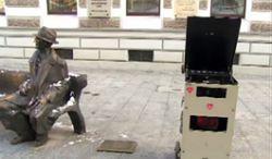 Pierwszy na świecie fotoradar, który daje radość