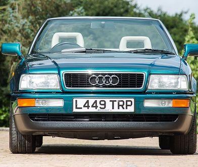 Audi 80 Cabriolet Księżnej Diany