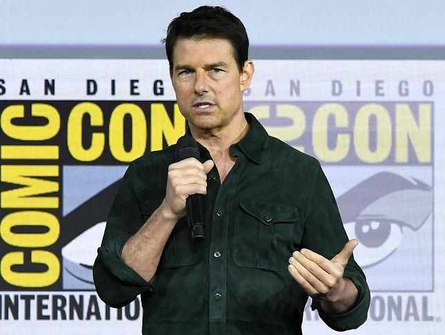 Tom Cruise pozbył się swoich Złotych Globów