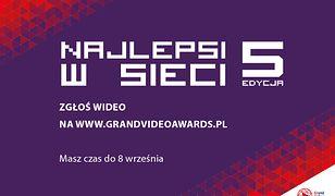 Trwa piąta edycja konkursu Grand Video Awards