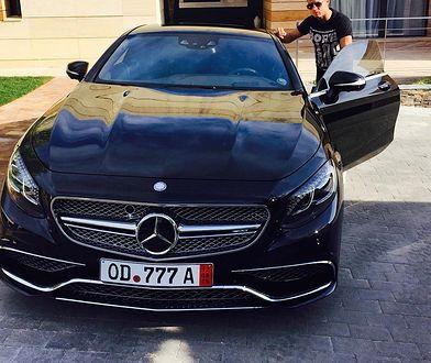 Samochody Christiano Ronaldo. Zaczynał od starego Mercedesa, teraz jeździ Bugatti