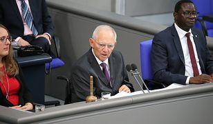 Szef Bundestagu