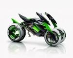 """Kawasaki """"J"""" Concept - 2013 na Tokyo Motor Show"""