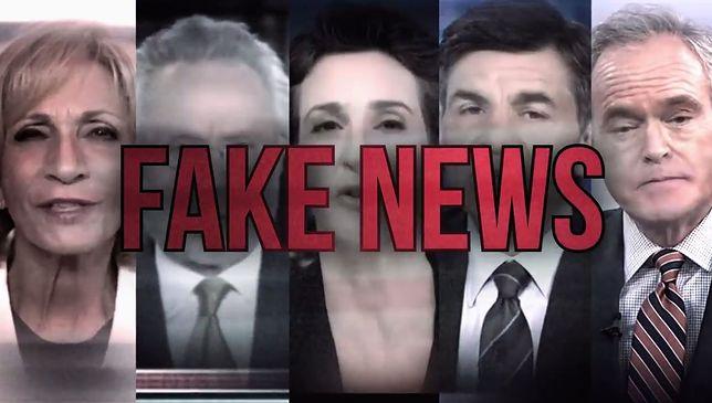 CNN zablokowała reklamę promującą 100 dni prezydentury Donalda Trumpa