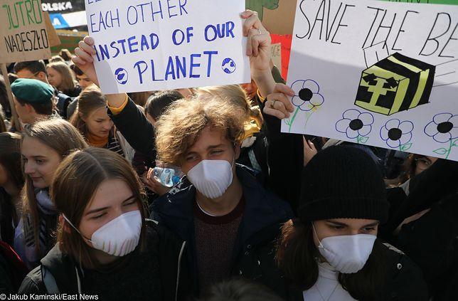 Młodzieżowy Strajk Klimatyczny. Akcja na szeroką skalę