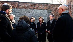 Elżbieta Witek i Tomasz Grodzki spotkali się z Nancy Pelosi