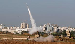Izrael. Alarm po ostrzale rakietowym. Apel do Polaków