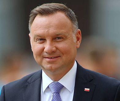 Andrzej Duda jak Donald Trump