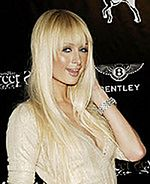 Paris Hilton w roli modelki