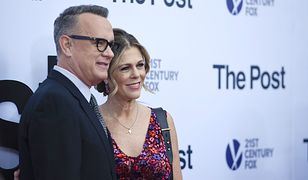 "Tom Hanks i Rita Wilson na premierze ""The Post"""