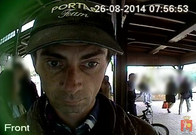 Rozpoznajesz tego mężczyznę? Używa skradzionej karty bankomatowej