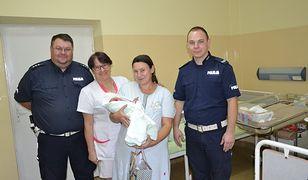 Kobieta urodziła 10 minut po dotarciu do szpitala