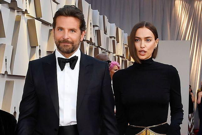 Bradley Cooper i Irina Shayk zerwali. Padło niewygodne pytanie o Lady Gagę