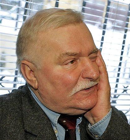 Wałęsa zgłosił swojego kandydata do Nagrody Nobla